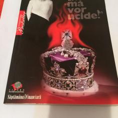Printesa Diana Ma vor ucide - Concha Calleja