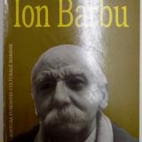 ION BARBU de ALEXANDRU CIORANESCU, 1996