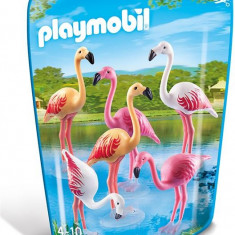 Familie De Flamingo - Figurina Animale Playmobil
