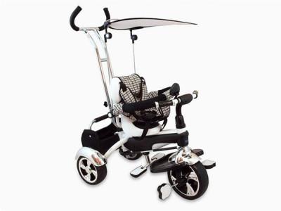 Tricicleta Copii Baby Mix Gr01 White foto