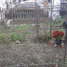 Loc de veci cimitirul Iancu Nou Bucuresti