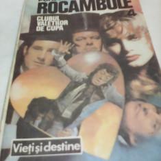 ROCAMBOLE CLUBUL VALETILOR DE CUPA VOL I PONSON DU TERRAIL 1992 - Carte de aventura