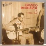 DJANGO REINHARDT & L'A.T.C. BAND - 2LP(1980/VOGUE/FRANCE) - Vinil/JAZZ/Impecabil