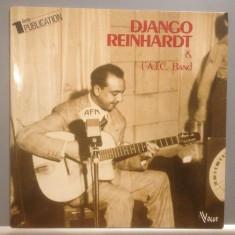 DJANGO REINHARDT & L'A.T.C. BAND - 2LP(1980/VOGUE/FRANCE) - Vinil/JAZZ/Impecabil - Muzica Jazz universal records