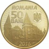 50 BANI 2016 IANCU DE HUNEDOARA UNC / 50 BANI 2016 COMUNA UNC DIN FISIC, Alama