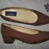 Pantofi piele naturala A. Venturini Mar 40,5/ 41