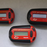 Lot 3 Pagere DEFECTE! Pentru piese! Pager Philips Coca Cola.Anii 2000.vechi