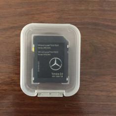 Card Mercedes C Classe V Classe GLC SD Original Navigatie Garmin Romania 2016 - Software GPS
