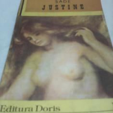 MARCHIZUL DE SADE-JUSTINE