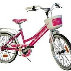 Bicicleta pentru copii 20 inch, Barbie - Bicicleta copii