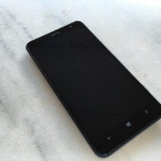 Nokia Lumia 1320 Black stare foarte buna, NECODAT, original - 349 LEI ! Okazie - Telefon mobil Nokia Lumia 1320, Negru, Neblocat