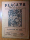 revista flacara 23 ianuarie 1916-art. depre nicolae iorga scris de e. lovinescu