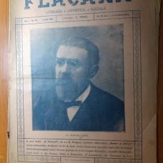 revista flacara 14 iulie 1912-art. portretul principelui carol