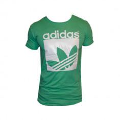 Tricou Barbati Adidas Originals Model David Beckham Cod Produs E126, Marime: XXL, Culoare: Din imagine, Maneca scurta, Bumbac