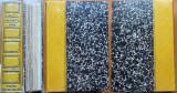 Oprescu , Grafica romaneasca , 1942 , 2 volume in coligat , legatura bibliofila