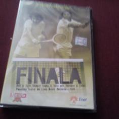 XXX FILM DVD FINALA CUPA DAVIS - Film documentare, Romana