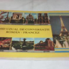 GHID UZUAL DE CONVERSATIE ROMAN-FRANCEZ - Ghid de conversatie