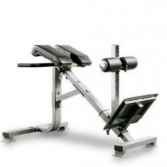 Aparat hyperextensie spate Powertec P-HC - Aparat multifunctionale fitness
