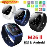 Smartwatch U26 Bluetooth, 1.5 inch, Barometru, Pedometru, Altimetru #023231