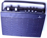 Aparat radio f. rar si vechi din  ani 60 Siemens are  si  UUS FM dar are butonul