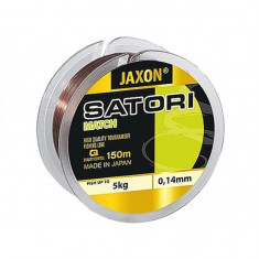 Fir monofilament Jaxon Satori Match 0, 18mm/7kg/150m - Fir Pescuit