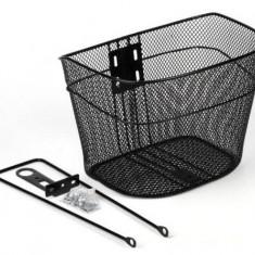 Cos de bagaj fata pentru bicicleta 33 x 26 x 22 cm - Accesoriu Bicicleta, Sonerii si claxoane