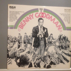 THIS IS BENNY GOODMAN - 2LP SET (1971/RCA VICTOR/RFG) - Vinil/JAZZ/Impecabil - Muzica Jazz rca records