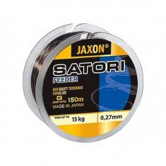 Fir monofilament Jaxon Satori Feeder 0, 22mm/11kg/150m - Fir Pescuit