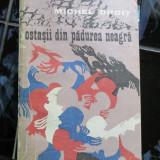 Ostasii din padurea neagra - Michel Droit - Istorie