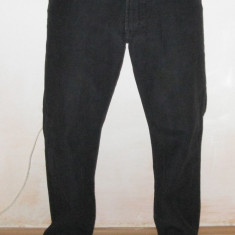 Pantaloni Originali Hugo Boss Clasic Fit W 38 L 30 | Talie 97 / Lungime 104 - Pantaloni barbati Hugo Boss, Culoare: Din imagine, Bumbac