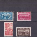 TRNS - CAMINUL CULTURAL RADASENI - AN 1944 - Timbre Romania, Nestampilat
