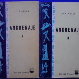 Angrenaje 2 vol. - O. R. Adler / R4P4S
