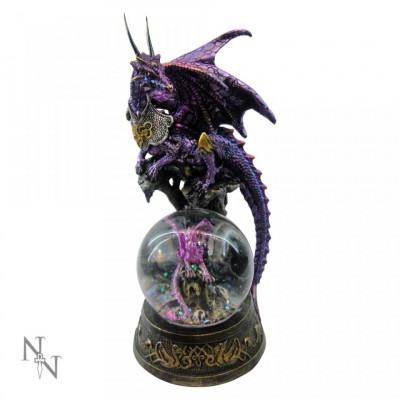 Statuetă Mama dragon de pază foto