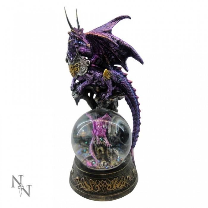 Statuetă Mama dragon de pază foto mare