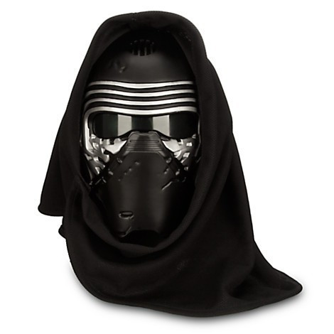 Masca Kylo Ren Star Wars -The Force Awakens (cu efect schimbare voce) foto mare