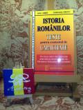"""Radu Homer - Istoria romanilor teste pentru examenul de capacitate """"A2973"""""""