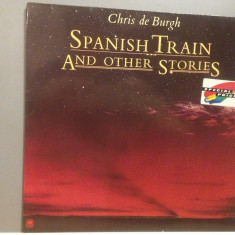 CHRIS DE BURGH - SPANISH TRAIN AND OTHER ....(1975/A & M/RFG) - Vinil/Impecabil - Muzica Pop universal records
