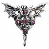 Pandantiv dragon Duos Celtica - Pandantiv fashion