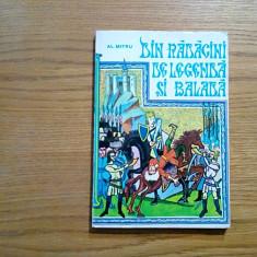 DIN RADACINI DE LEGENDA SI BALADA - Al. Mitru - desene: Mircea Nicolau -  1982