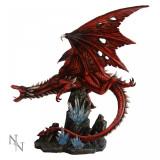 Statuetă dragon Mânia lui Fraener - Sculptura