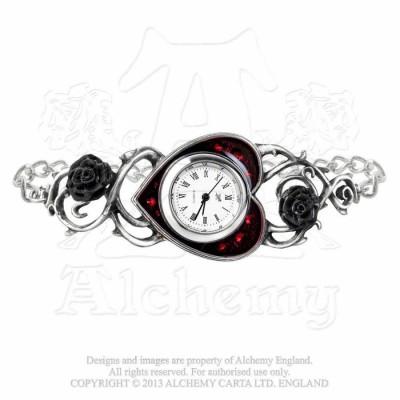 Ceas - brățară Șirag de trandafiri foto