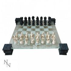 Joc șah Dragoni - Set sah