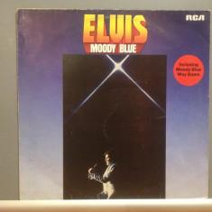ELVIS PRESLEY - MOODY BLUE (1977/RCA REC /RFG) - disc Vinil/Vinyl