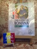 """Silviu Angelescu - Limba si literatura romana manual pentru clasa a IX a """"A2982"""""""