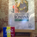 "Silviu Angelescu - Limba si literatura romana manual pentru clasa a IX a ""A2982"" - Manual scolar, Clasa 9"