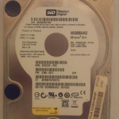 HDD Hard Disk Western Digital 500GB 3.5inch SATA WD wd5000aaks, 500-999 GB