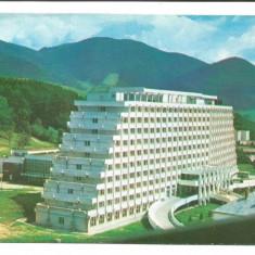 @carte postala(ilustrata)-BISTRITA NASAUD-Saigeorz Bai-Hotel Hebe