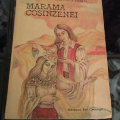 Marama cosinzenei - Angela Dumitrescu begu