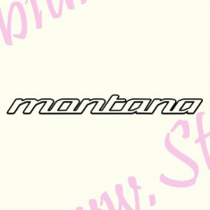 Montana-Stickere Bicicleta_Cod: BST-023_Dim: 35 cm. x 3.5 cm.