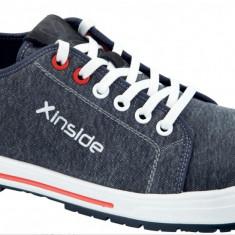 Pantofi de protectie DENIS - Tenisi barbati, Marime: 38, 39, 40, 41, 42, 43, 44, 45, 46, 47, Culoare: Indigo, Textil